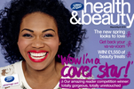 Nigerian girl makes front cover of Boots UK with un-retouched pic