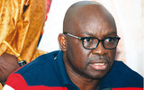 Fayose trailing Buhari in  London — APC