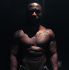 Iyanya shares new shirtless picture...