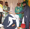 Photos from the 2014 President's NYSC Honours Award at the Villa