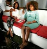 Omawumi shows off baby bump in new photo