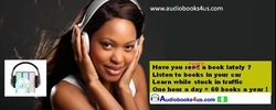 Listen to books in your car on audiobooks4us.com