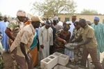 Photos Ngozi Okonjo-Iweala visits Chibok