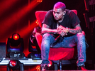 Chris Brown lashes out over baby news, blocks Chrissy Teigen on twitter