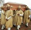 Photos: Billionaire business man, Chief Bayo Kuku laid to rest