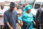 Wonderment! So Mama Peace & Gov. Amaechi once held hands?