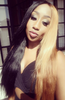 Ladies, would you rock Victoria Kimani's two-tone weave? (photos)