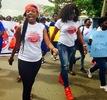 Ini Edo, Annie Idibia, Emmanuel Ikubuese, others walk against rape