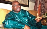 My over 70yrs old mum wears diapers - Fayose to PDP Governors Forum