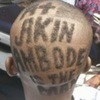 See what a die-hard supporter of Akinwunmi Ambode did to his hair