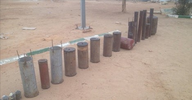 Photos: 4 soldiers die while clearing IEDs from bomb factory in Yobe