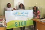 MallForAfrica.com gives free $100 shopping credits to winners in MFA 'Stick it to win it' promo