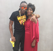 Ever seen a photo of Terry G's mum? See it now!