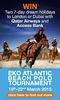 Win VIP tickets to Eko Atlantic Beach Polo Tournament