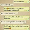 When gold-diggers strike...lol