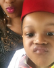 Photos: Paul and Anita Okoye's son step out in style