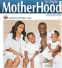 Peter & Lola Okoye and their kids cover Motherhood In-Style mag