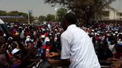 Photo: El Rufai collects N20 from voluntary donors to his campaign