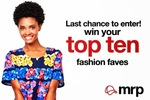 Last chance to win your fashion faves!