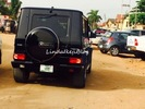Photos: Soso Soberekon spotted out & about in his new G63 SUV