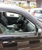 Man robbed and his car vandalized by political thugs at Stadium
