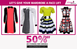 Zima Fashion's Easter new arrivals at 50% off