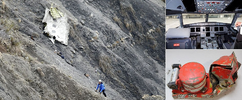 One of the pilots of doomed Germanwings flight was locked out of cockpit before crash