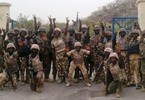 Terrorists killed as troops recapture Gwoza, BH HQ + photos from the operation