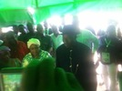 Photos: President Jonathan and wife at their polling unit in Bayelsa