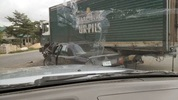 Photos: Ghastly accident in Akwa Ibom this morning