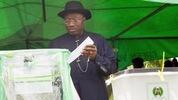 I voted for myself - President Jonathan