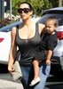 Photos: Kim, North, Kourtney and her kids step out in Beverly Hills