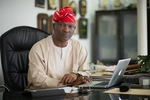 Jimi Agbaje's response to calls for Lagos to be politically aligned with the Federal Government