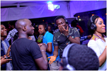 Smirnoff Ice Double black with Guarana throws 'Silent Disco' party at the Gidi Culture Festival