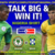NIGERIA VS BRAZIL: TALK  BIG & WIN IT!