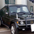 Photo: Presidential G-Wagon ready for the inauguration