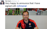 Petr Cech leaves Chelsea to join Arsenal. How do you Chelsea fans feel about it?