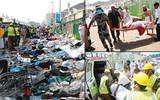 Jega's brother, Taraba emir, others die in Mecca stampede