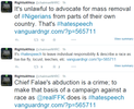 FFK's article about herdsmen is a hate speech and a crime - NHRC Chariman says