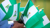 Happy Independence Day Nigeria...and Happy new month!