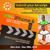 Merrybet make an AD campaign