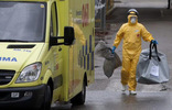 Brazil tests man for Ebola, other patients and medical workers quarantined