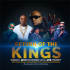 2face, MI, Chopstix, Jesse Jagz, DJ Lambo, Jeremiah Gyang storm Jos for 'Return of the Kings' concert