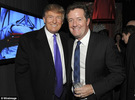Dear Donald, I'm your biggest fan but your call to ban all Muslims is dangerously wrong & bigoted' Piers Morgan writes