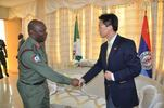 Photos: China to partner with Nigeria in the fight against Boko Haram