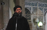 ISIS leader Abu Bakr al-Baghdadi threatens the West in new spine-chilling message