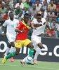 Eagles Fall To Guinea, Crash Out Of CHAN; Tunisia Through
