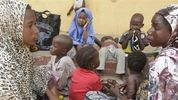 Rescued Nigerian girl says she would rather be with the Boko Haram militant who kidnapped and impregnated her