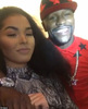 Floyd Mayweather's British 19 year old girlfriend says she's living the dream, meets Beyonce and Jay-Z