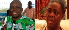 Wither Nigeria and The Words Of Ayo Fayose - by FFK